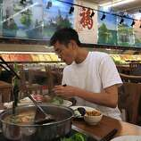 Square 45: Tucked away on Alemany Boulevard, features an all-you-can-eat hot pot buffet.