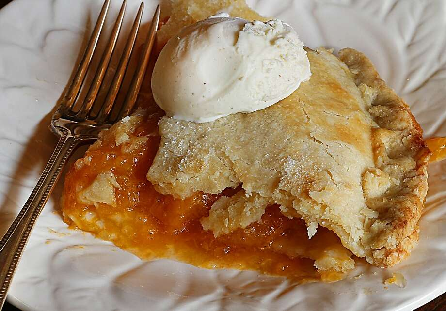 The Most Delicious Peach Pie Inspired by Marion, Mama & My Love of Butter Photo: Robert McMahan