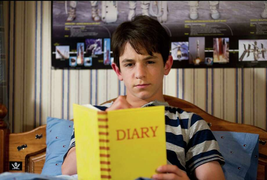 "This undated film image released by 20th Century Fox shows Zachary Gordon in a scene from ""Diary of a Wimpy Kid: Dog Days."" (AP Photo/20th Century Fox, Diyah Pera) Photo: Diyah Pera / 20th Century Fox"
