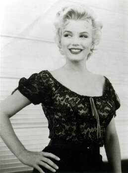 Actress Marilyn Monroe is shown here in this undated file photo.Monroe was born on June 1, 1926. (UNDATED FILE PHOTO)CREDIT: FILE PHOTO (FILE PHOTO)
