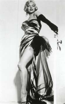 Marilyn Monroe in 'There's No Business Like Show Business' (1954). (SHOOTING STAR / FILE PHOTO)