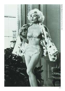 Marilyn Monroe wore a bikini in the 1962 movie 'Something's Got to Give'