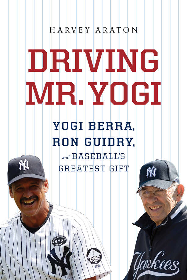 "New York Times sports columnist Harvey Araton will be at the Westport Public Library on Tuesday, Aug. 14, to discuss his book, ""Driving Mr. Yogi,"" about the special friendship between baseball icon Yogi Berra and former pitcher Ron Guidry. Photo: Contributed Photo"