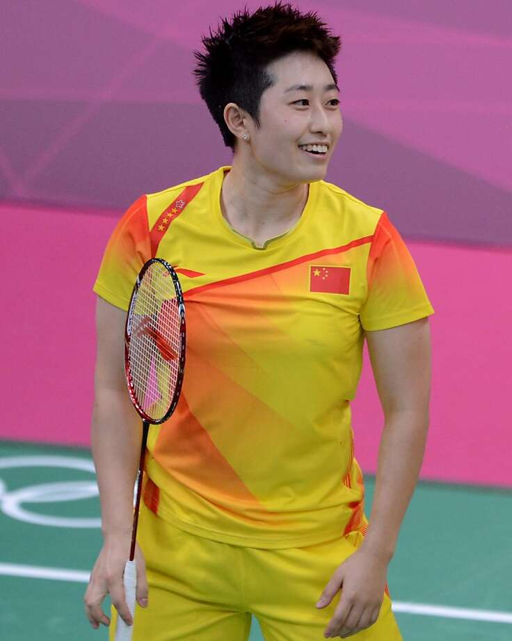 In the 2012 London Olympic games, the Chinese badminton team was  disqualified after throwing a match in order to get a better seed. In  badminton? Really? AFP PHOTO / ADEK BERRYADEK BERRY/AFP/GettyImages