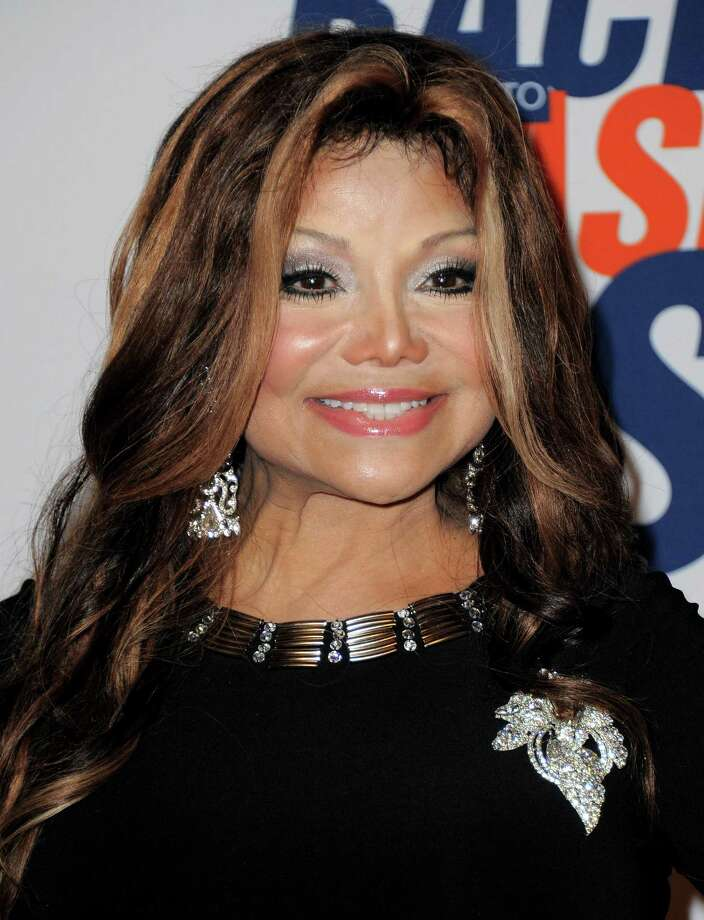 La Toya Jackson's look has really changed over the years. Photo: Jordan Strauss