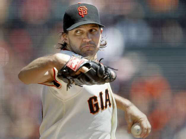 Starting pitcher Barry Zito had another tough outing. The San Francisco Giants lost to the New York Mets on the final of a four game series Thursday August 2, 2012 at AT&T park. Photo: Brant Ward, The Chronicle