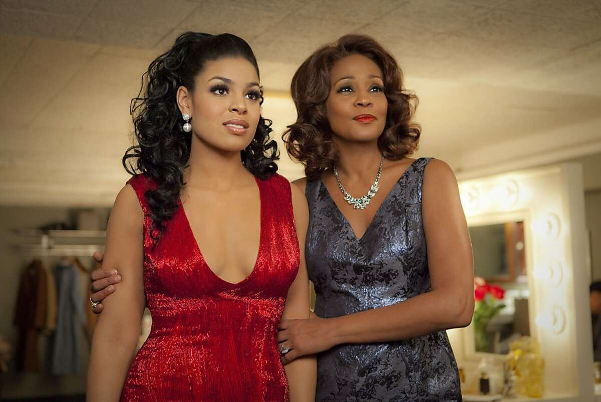 Jordin Sparks as the title character and Whitney Houston as her mother in TriStar Pictures'
