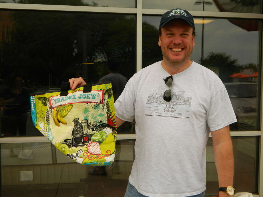 Were you Seen at the grand opening of the Trader Joe's in Colonie on Friday, Aug. 3, 2012? Photo: Matthew Hamilton
