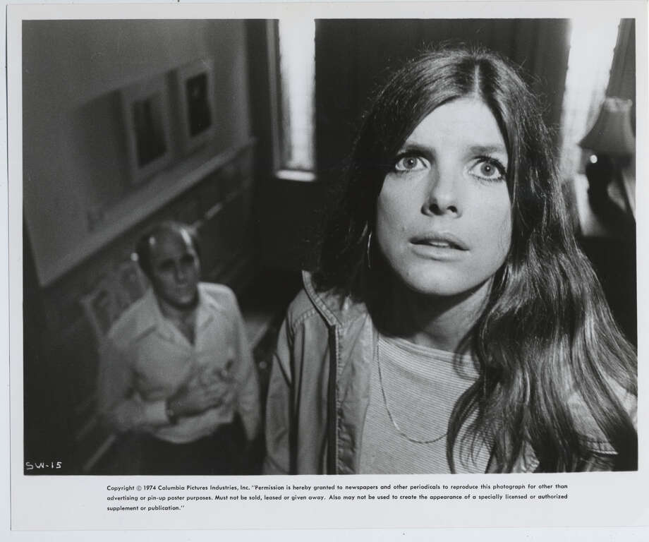 'The Stepford Wives' (1975)The original movie based on a book by Ira Levin takes place in Connecticut and was shot partially in Darien, Fairfield, Norwalk, Redding, Westport and Weston.More on 'The Stepford Wives'  Photo: COLUMBIA PICTURES 1974 / HANDOUT PRINT