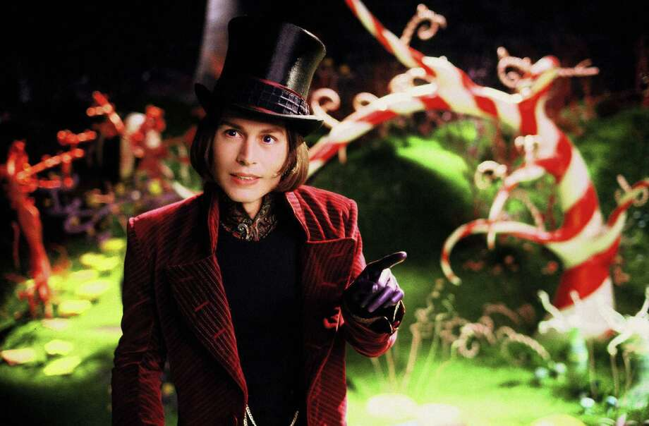 Johnny Depp took on the role of Willy Wonka in 2005. Photo: HO, REUTERS / X80001