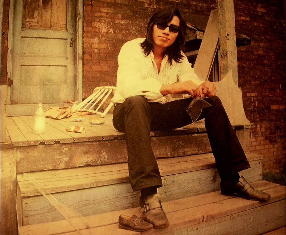 Sixto Rodriguez aka musician Rodriguez Photo by Hal Wilson, Courtesy of Sony Pictures Classics Photo: Hal Wilson/Sony Pictures Classic