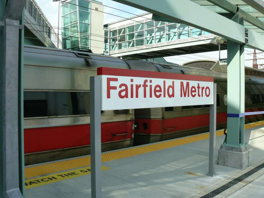 The Fairfield Metro train station is in the news once again, with the recent state Supreme Court ruling. Photo: Genevieve Reilly / Fairfield Citizen