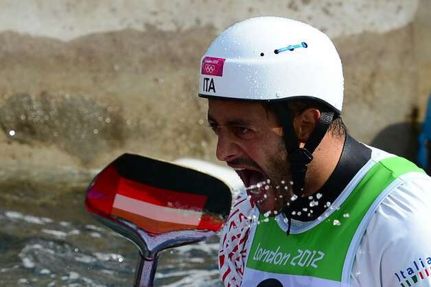Italian kayaker Daniele Molmenti (Getty Images)