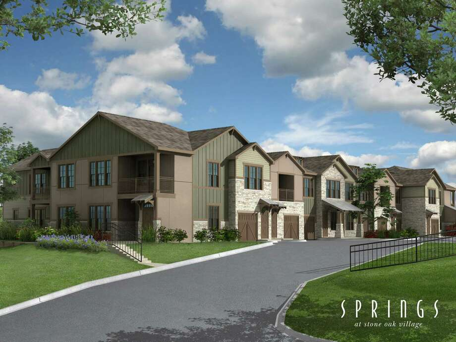 Apartment boom for Stone Oak - San Antonio Express-News