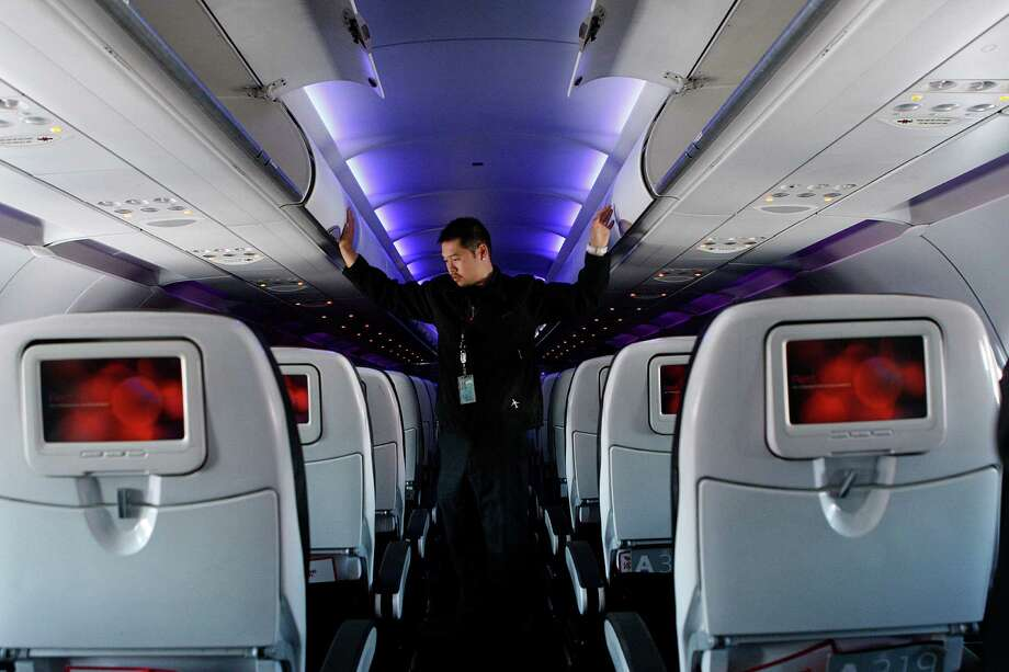 Virgin America's initial public offering comes  as comes as the price of jet kerosene declines. Photo: Liz Hafalia / The Chronicle / ONLINE_YES