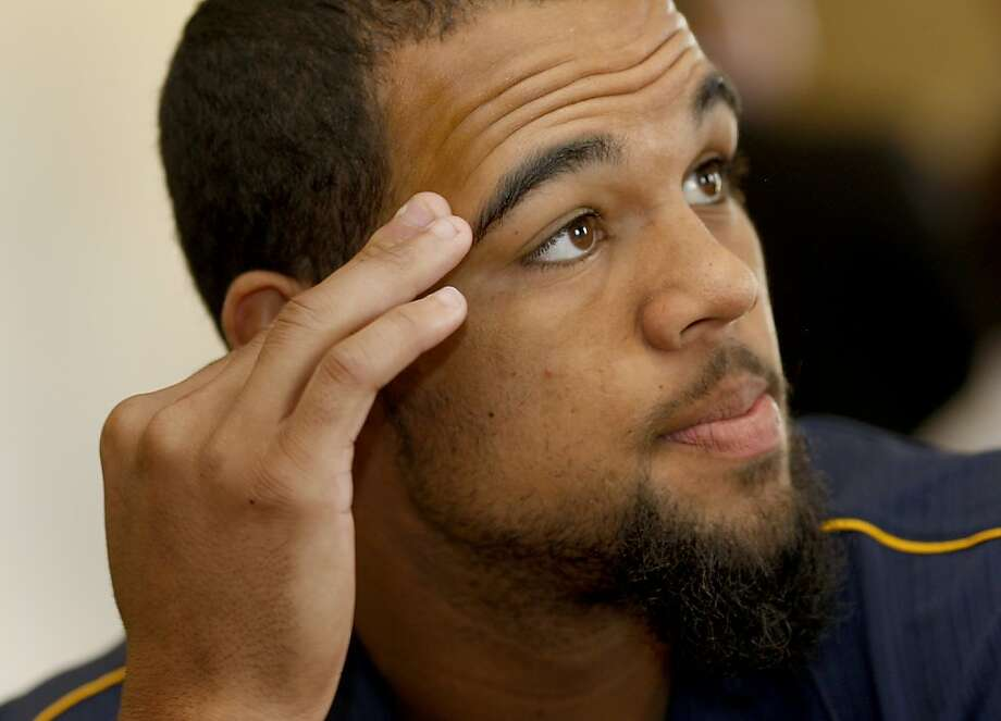 Keenan Allen figures to be the top receiver again after catching 98 passes for 1,343 yards in 2011. Photo: Brant Ward, The Chronicle