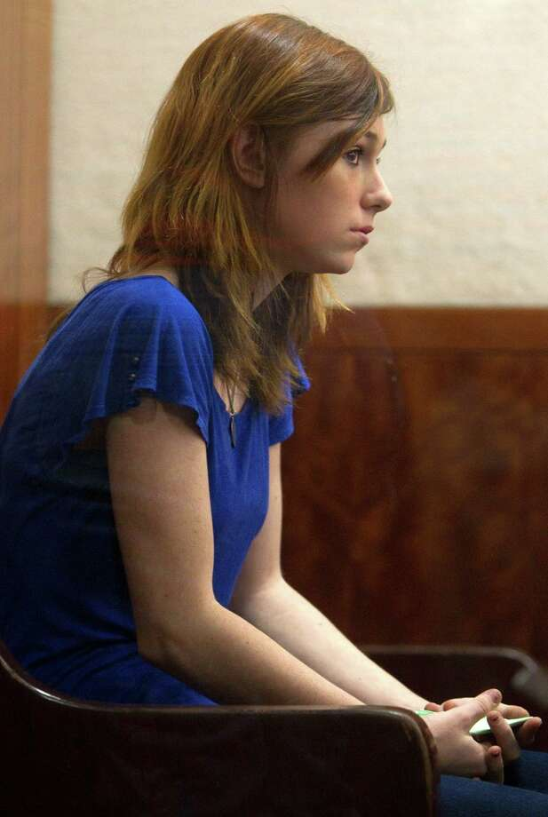 Taylar Braden, 19, has been charged with manslaughter in the Aug. 14, 2011, Deer Park crash that killed a passenger. Photo: Cody Duty / © 2011 Houston Chronicle