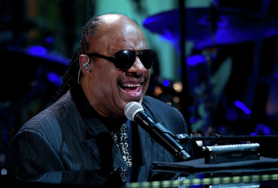 "Stevie Wonder spoke to RollingStone.com after a performance in Los Angeles. He said, ""With guns and their accessibilities, there have to be stronger and stricter gun laws. It's OK saying no, it's OK particularly when you know some people are not as mentally stable. So you don't want them to have a gun or any other kind of weapon at their disposal."" Photo: Carolyn Kaster / AP"