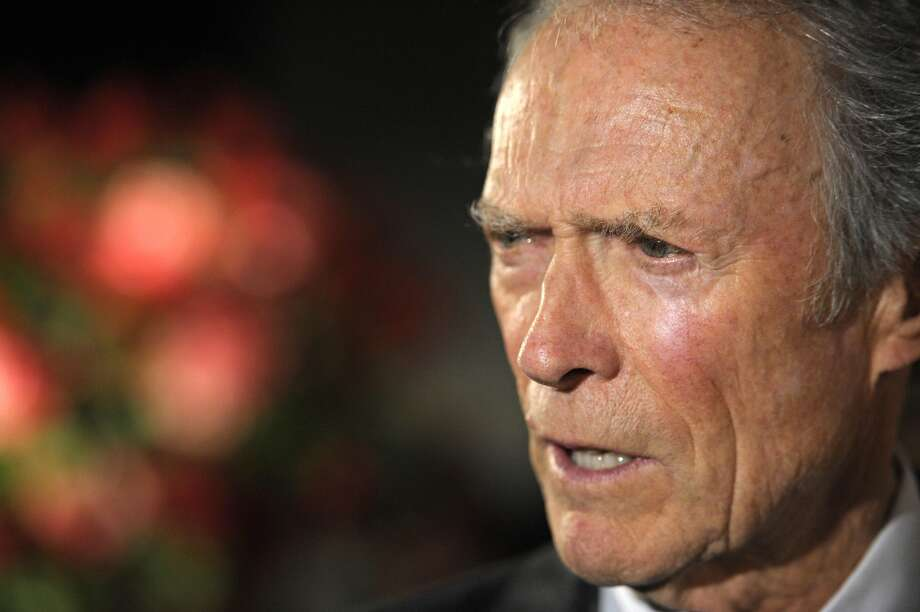 Maybe you saw his diatribe to an empty chair at the Republican National Convention. Clint Eastwood supports Romney. (Cliff Owen / Associated Press)