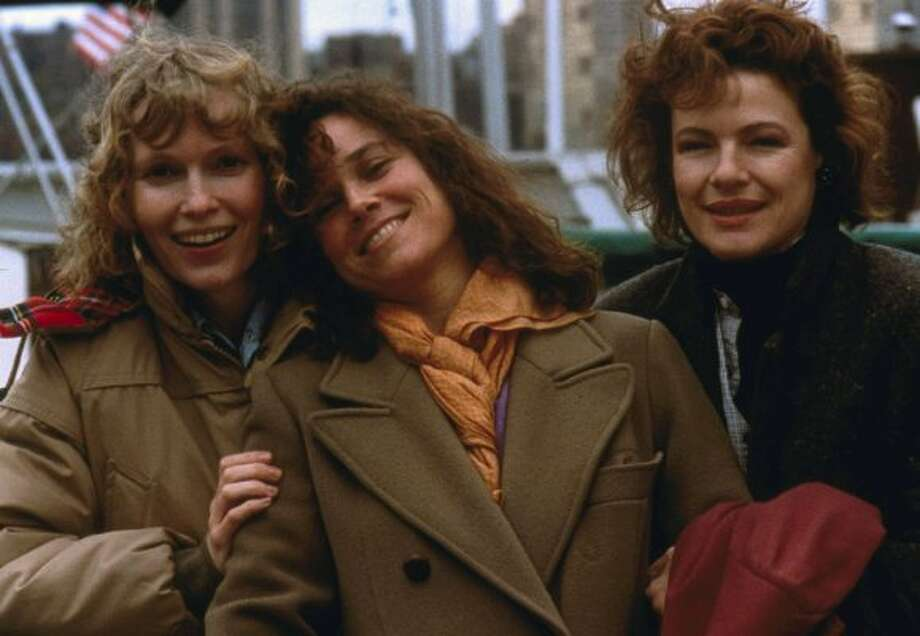 Mia Farrow, Barbara Hershey and