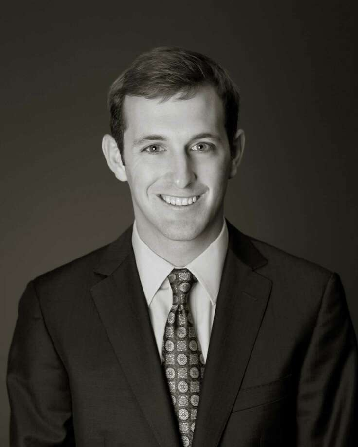 Reed Vestal has been promoted to Senior Associate in the Houston office of the Finial Group Photo: Courtesy Photo / Sara Catherine Photography