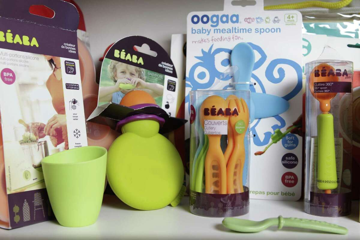 Baby products Don't go overboard. Bulk purchases might seem like a good deal here... until your kid grows out of diapers, starts eating solid foods or all those baby wipes dry out. Source:Credit.com