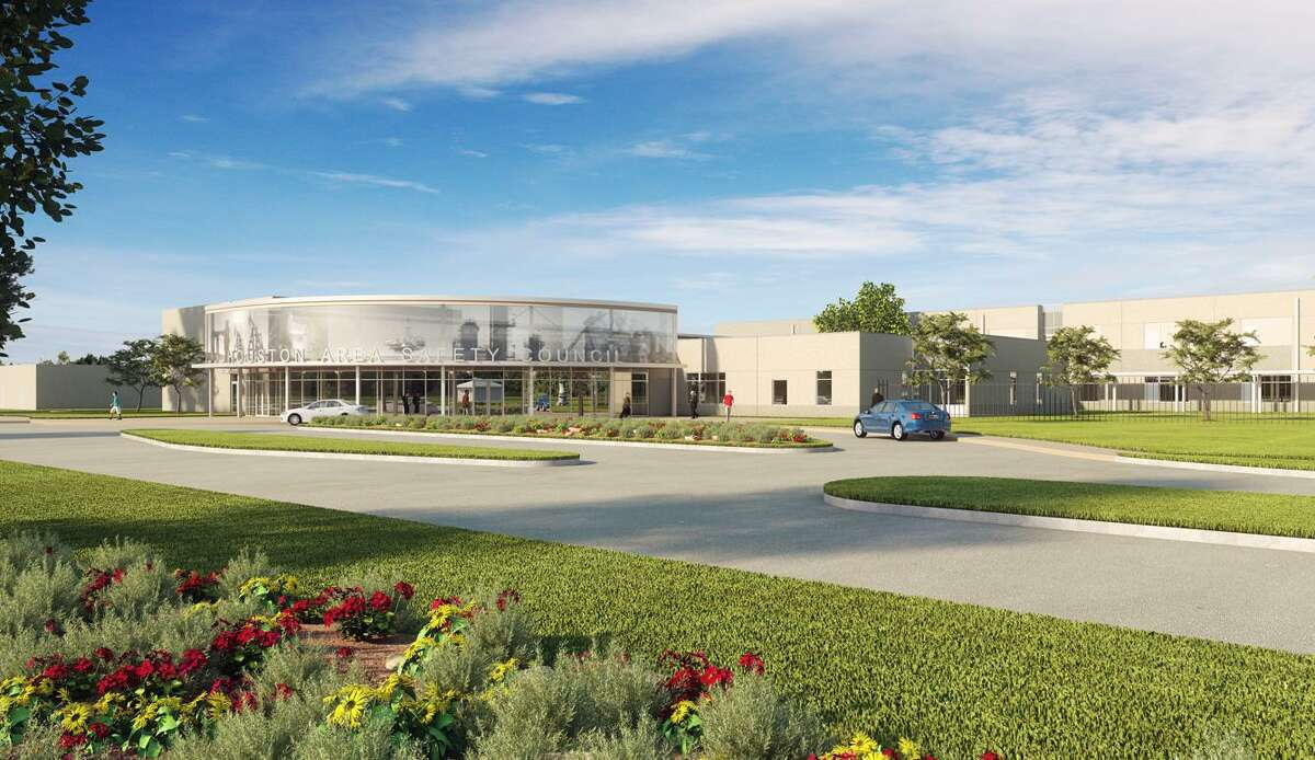 The Houston Area Safety Council has broken ground on a safety training campus in Pasadena.