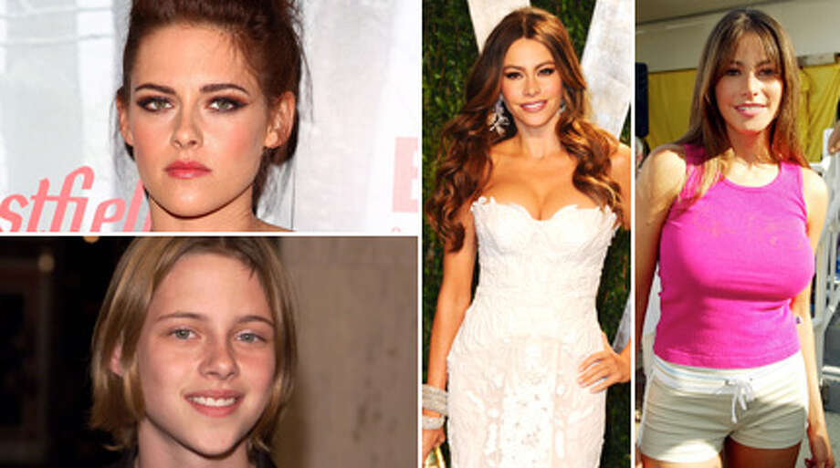 Here's what today's top actresses looked like at the beginning of their careers.