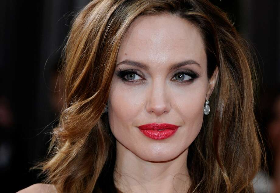 Angelina Jolie in 2012.  (Getty Images)