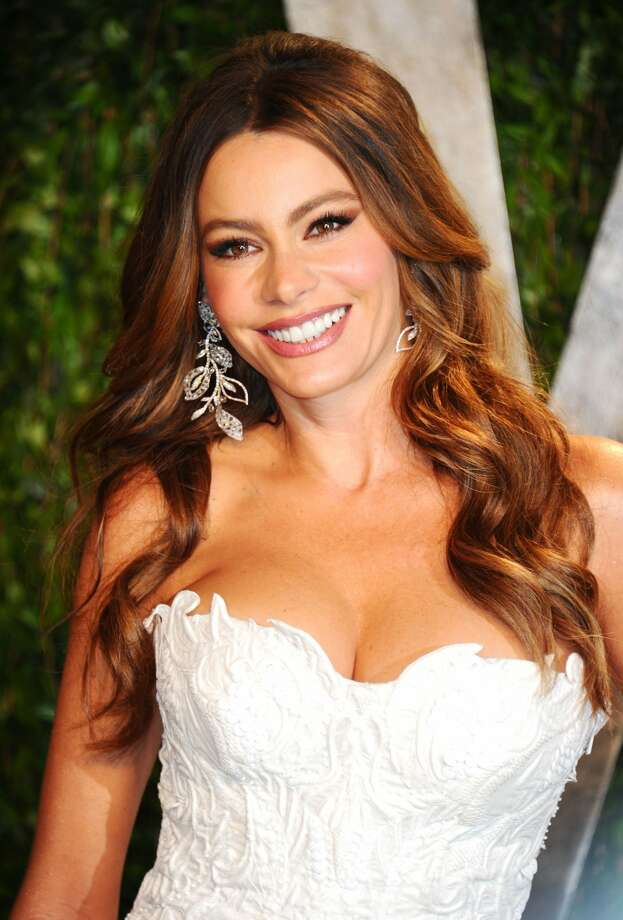 Vergara in 2012, at a Vanity Fair Oscar party.  (Alberto E. Rodriguez / Getty Images)