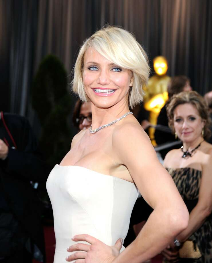 "Cameron Diaz, who starred in last year's ""Bad Teacher,"" in 2012.  (Ethan Miller / Getty Images)"