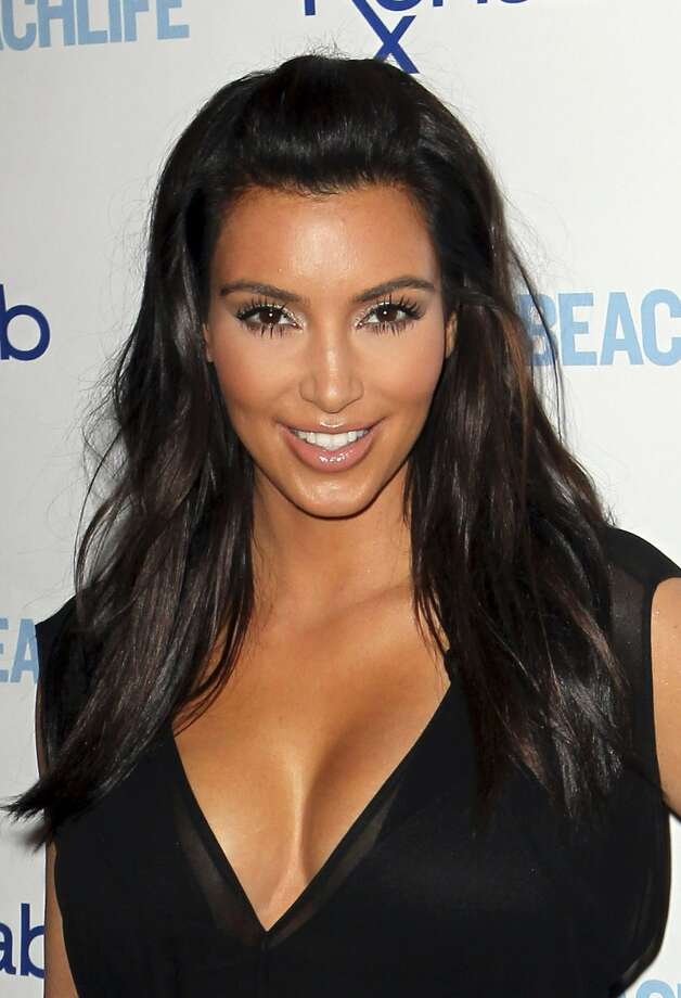 Kim Kardashian, 2012.  (Jeff Bottari / Getty Images)