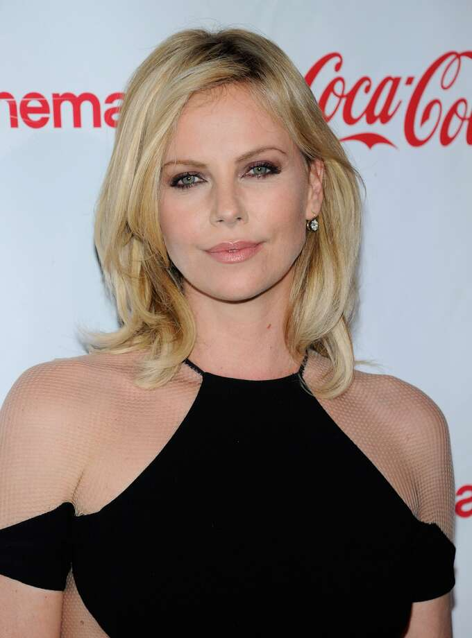 At CinemaCon, 2012.  (Getty Images)