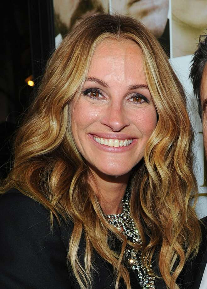 """Julia Roberts in 2011. She's reached an age (44) when many actresses struggle to find good parts. But Roberts had a meaty role in this year's """"Mirror Mirror.""""  (Alberto E. Rodriguez / 2011 Getty Images)"""