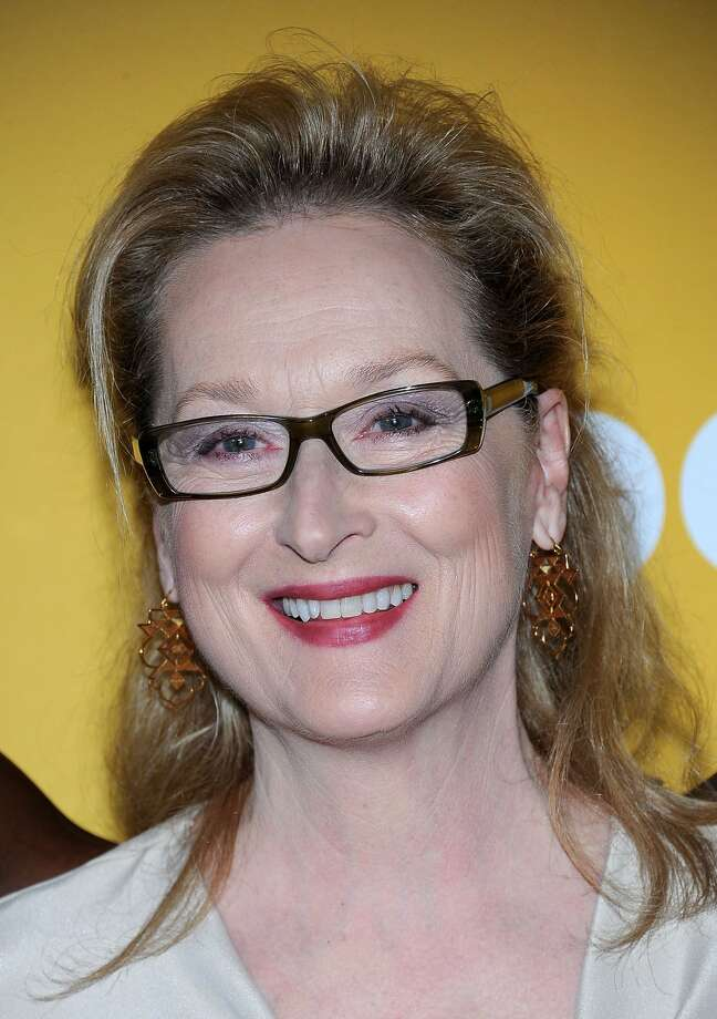 "Streep in 2012, at a ""Women in Film"" awards event.  (AFP/Getty Images)"