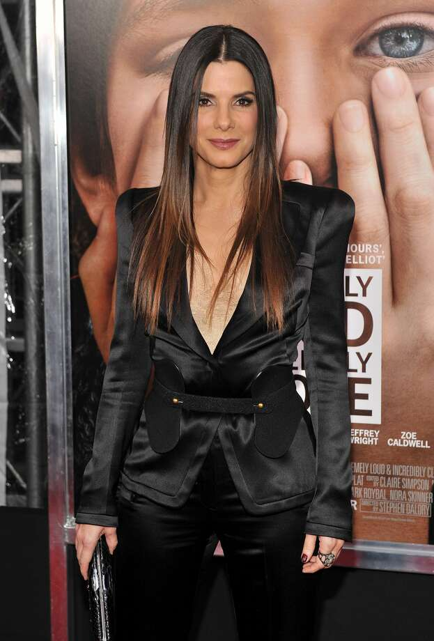 "Sandra Bullock in 2011. She starred in last year's ""Extremely Loud & Incredibly Close.""  (Stephen Lovekin / Getty Images)"