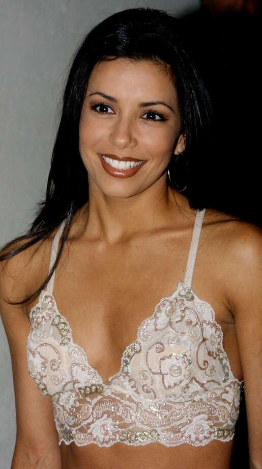 Eva Longoria made Forbes' list of highest-paid TV actresses. Here she is in 2001.  (Getty Images)