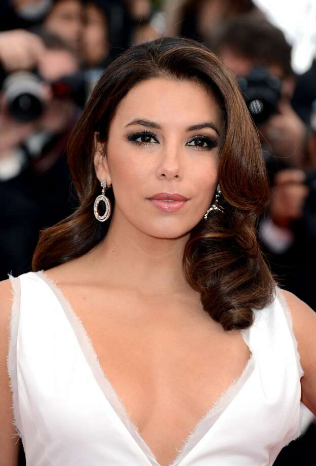 Longoria at the Cannes Film Festival in 2012.  (Pascal Le Segretain / Getty Images)