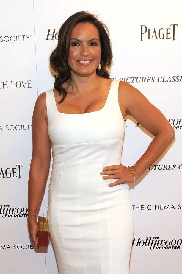 Mariska Hargitay in 2012.  (Larry Busacca / Getty Images)