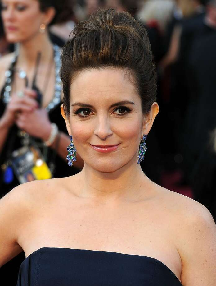 Tina Fey at the Academy Awards.  (Michael Buckner / Getty Images)
