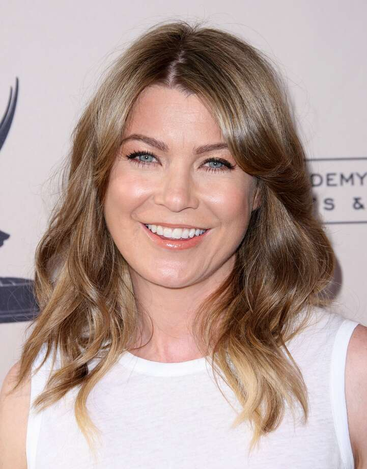 Ellen Pompeo in 2012.  (Frederick M. Brown / Getty Images)