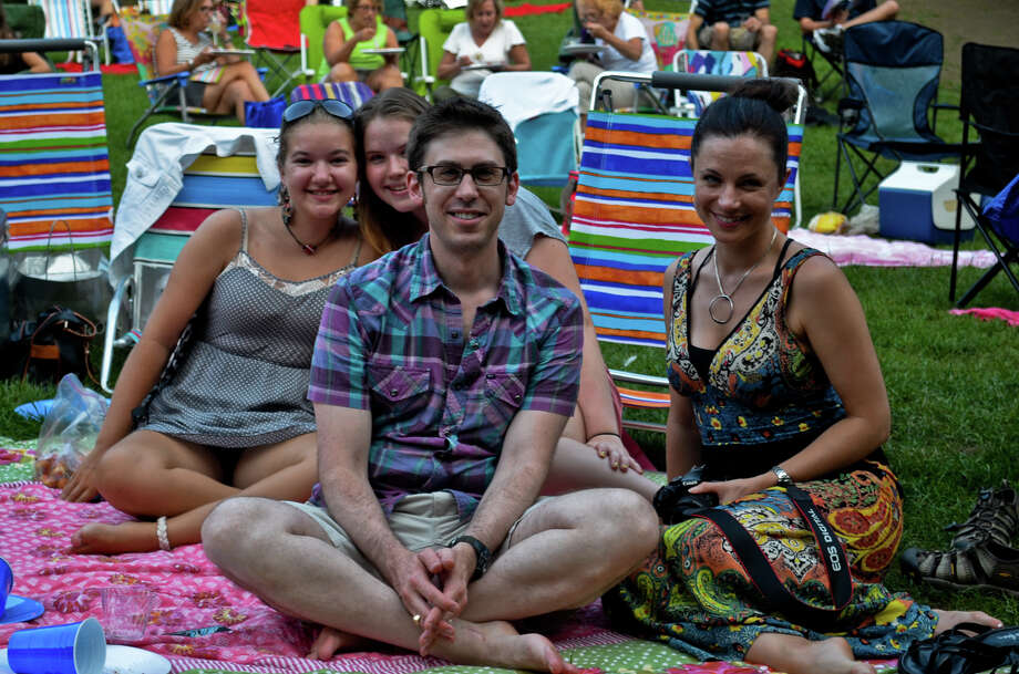 Were you Seen at Arabian Nights with the Philadelphia Orchestra at SPAC on Saturday, Aug. 4, 2012? Photo: Diana Backer
