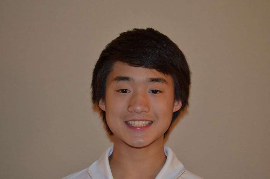 Evan Lee, 14, of Greenwich, an aspiring photographer who donated about $4,000 to the Red Cross Disaster Emergency Relief Fund, earmarked specifically for tsunami relief in Japan, through the sale of his photos from a recent European vacation. Photo: Contributed Photo