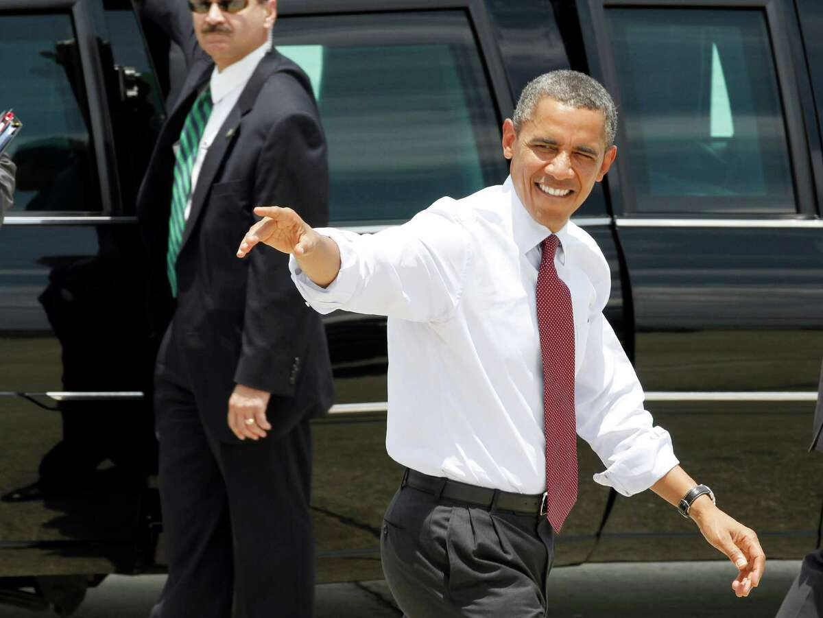 President Barack Obama's campaign has spend heavily in an attempt to gain an early advantage in the presidential race. However, he finds himself at a financial disadvantage to the Republicans