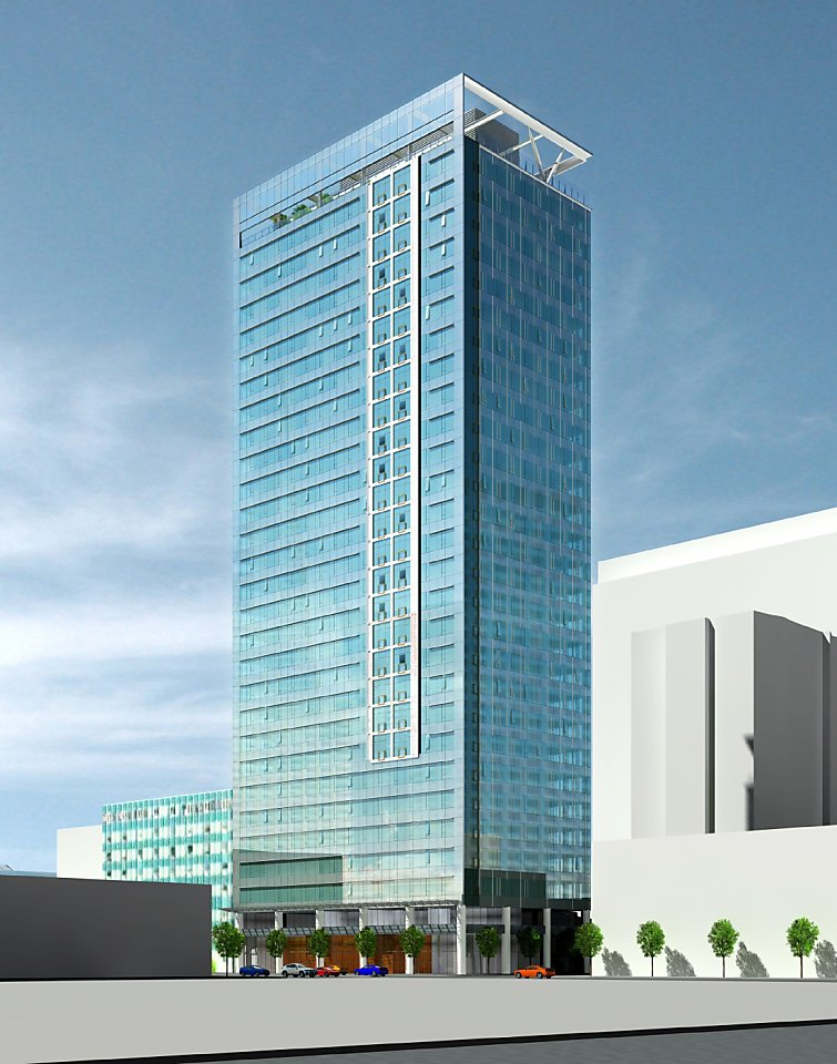 Glass Towers Could Be Awkward S F Fit Sfgate