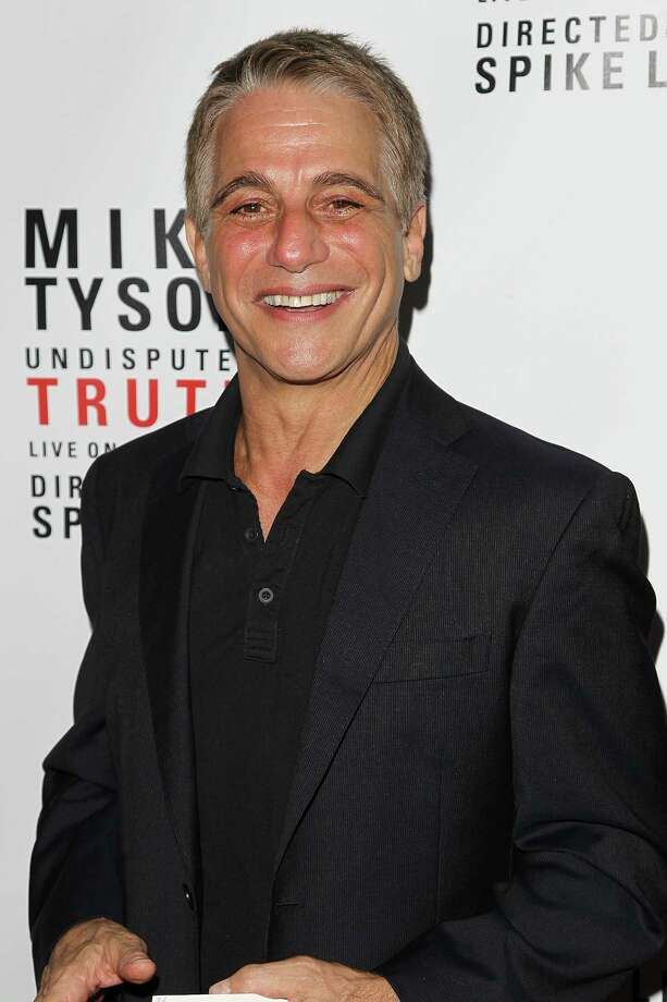 "Actor Tony Danza is seen at the ""Mike Tyson: Undisputed Truth"" event on Thursday, August 2, 2012 in New York. Photo: Donald Traill, DONALD TRAILL/INVISION/AP / Invision"