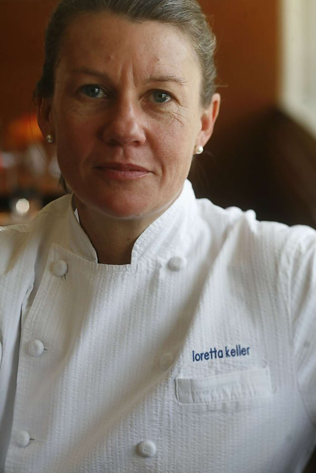 womenchefs_keller000091.JPG Loretta Keller is the executive chef behind the success of CoCo 500 in San Francisco. 5/24/07. Mike Kepka / The Chronicle Loretta Keller (cq)