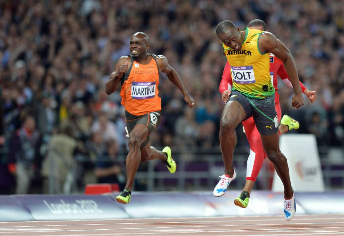 Chariot on fire: Bolt produces his sequel