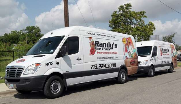 Randy's Fine Foods Grocery Store on Wheels is among other mobile grocery vendos - such as Boxes and Bags Mobile Grocery and Bag Lady on Wheels - who serve Lone Star Card users in the area. Photo: James Nielsen / © Houston Chronicle 2012