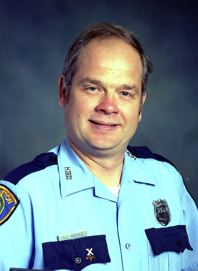 Officer Doug Anders of Houston Police Department Mental Health Unit. / HPD